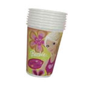 Barbie Chic - discontinued - Plastic Cups