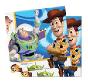 Toy Story 3 - discontinued - Napkins