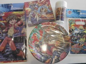 Discontinued - Bakugan - Cups - 10