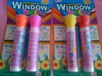 Erasable Window Chalk