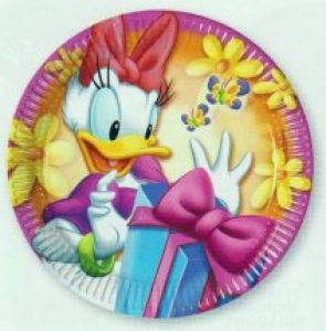 Daisy Duck - discontinued - Plates - Daisy Duck