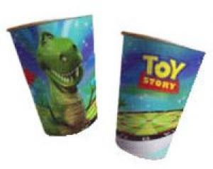 Toy Story 3 - discontinued - Cups - Toy Story - 8pce