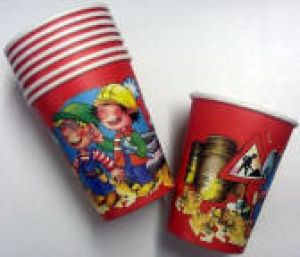 Discontinued - Construction - Cups