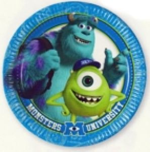 Monsters Inc - discontinued range - Plates