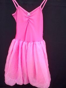Kids Costumes to Hire - Cerise Pink Fairy Dress