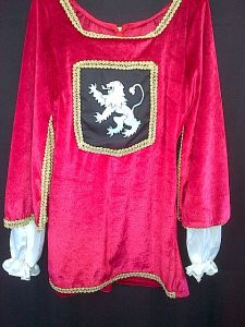 Kids Costumes to Hire - Medieval Knights Top