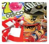 Children Party Themes - All been discontinued