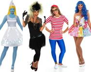 Adult Female Costumes to Hire